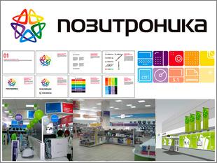 Магазины Позитроника в Москве и Московской области