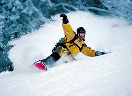 Где покататься на сноуборде в