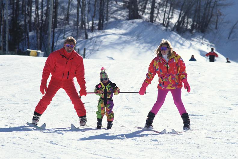 Где покататься на лыжах в