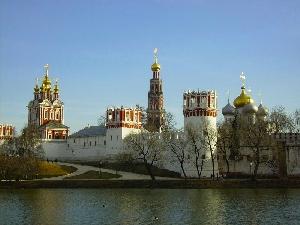 Одна из самых красивых и древних обителей России - Новодевичий монастырь в Москве.  Его возникновение в начале 16 в...