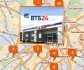 Офисы банка ВТБ24 в Москве