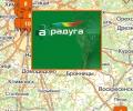 Федеральная сеть аптек Радуга в Москве и Московской области