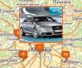 Автосалоны Автомир в Москве и Московской области