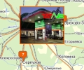 Сеть АЗС Татнефть в Москве и Московской области