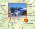 Автозаправочные станции Сибнефть в Москве и Московской области