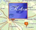 Сеть салонов красоты Кокетка в Москве и Московской области