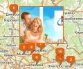 Офисы продаж Город окон в Москве и Московской области