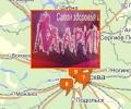 Сеть салонов красоты Марина в Москве и Московской области