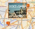 Магазины одежды Dolce & Gabbana в Москве и Московской области