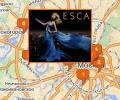 Магазины одежды Escada в Москве и Московской области