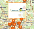 Сеть аптек Здоровые люди в Москве и Московской области
