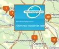 Сеть аптек Мособлфармация в Московской области