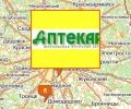 Сеть аптек Аптекарь в Москве и Московской области