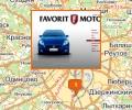 Автосалоны Favorit Motors (Фаворит Моторс) в Москве и Московской области