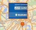 Автосалоны СИМ в Москве и Московской области