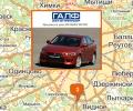 Автосалоны ГАЛФ в Москве и Московской области