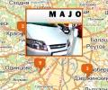 Автосалоны Major в Москве