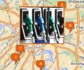 Сеть автозаправочных станций Глеско-Индастриз ЛТД в Москве