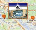 Магазины Техна в Москве и Московской области