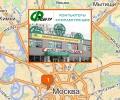 Магазины Fcenter в Москве и Московской области