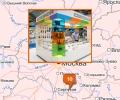 Салоны сотовой связи Связной в Москве и Московской области