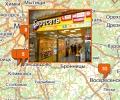 Салоны сотовой связи Евросеть в Москве и Московской области