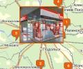 Салоны сотовой связи Альт телеком в Москве и Московской области