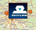 Салоны сотовой связи Скайлинк в Москве и Московской области