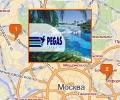 Туристическая компания Пегас туристик в Москве