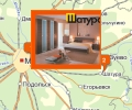 Сеть мебельных салонов Шатура в Москве