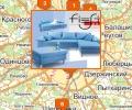 Сеть мебельных салонов ФИЕСТА-МЕБЕЛЬ в Москве
