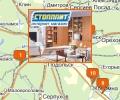 Сеть мебельных салонов СТОЛПЛИТ в Москве