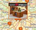 Сеть мебельных салонов АТЛАС-ЛЮКС в Москве