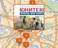 Сеть мебельных салонов Юнитекс в Москве