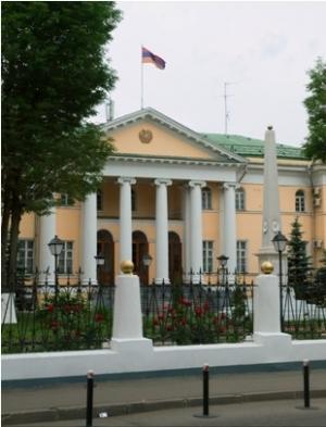 Где находятся посольства в Москве других стран?