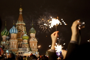 Где встретить Новый год в Москве и Подмосковье?