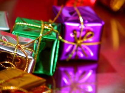 Где купить подарки в Москве к Новому году?