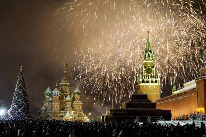 Где в Москве необычно встретить Новый год?