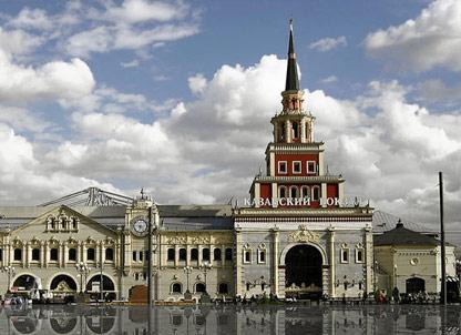 Жд вокзалы Москвы - обзор железнодорожных станций Москвы