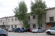 Здание офиса СТО (прием автомобилей)