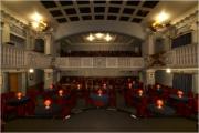 Большой «Джаз-филармоник холл» в Санкт-Петербургской Государственной Филармонии джазовой музыки