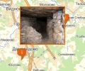 Пещеры Москвы и Московской области