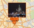 Набережные реки Яузы в Москве