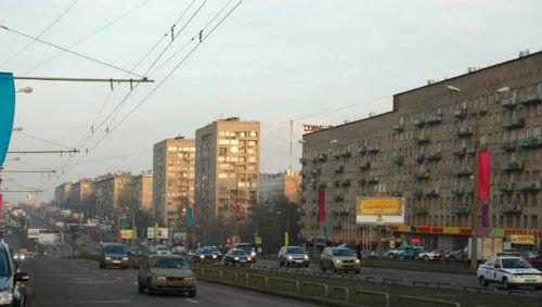Проспект Вернадского в Москве 481e81dedbd