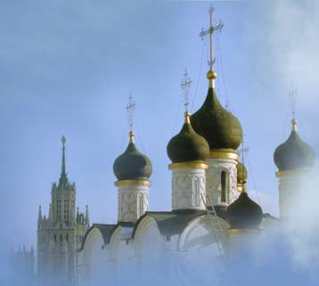 Монастыри москвы и московской области