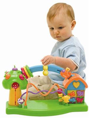 В каких магазинах Москвы купить развивающие игрушки?