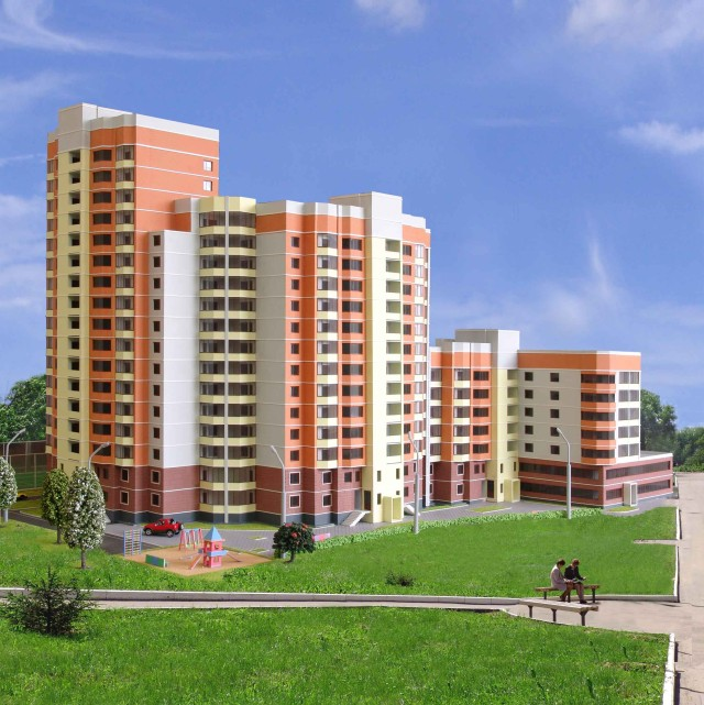 Ипотека и ипотечное кредитование в Москве