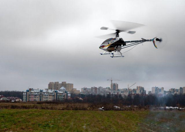 Где научиться летать на вертолете в Москве?