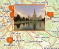 Университетская площадь в Москве