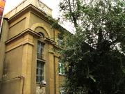 ...начал постройку нового собственного здания школы по ул. Вольская, дом 6 (сейчас это Областная детская больница).